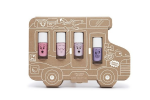 Holiday Van Gift Set - nailmatic® kids - Set of 4 water based nail polish